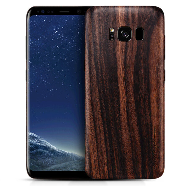 Creative Samsung Note 9 8 S8 S7 Edge Solid Wood Case SG803_7