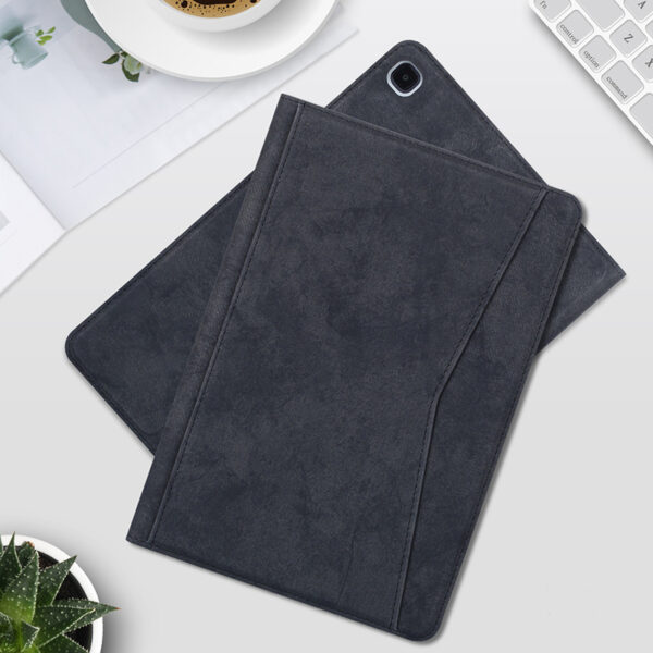 Best Samsung Galaxy Tab S7 S6 Leather Cover With Pen Slot SGTC04