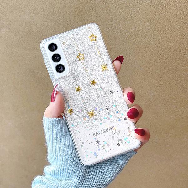 Best Glitter Decompression Case For Samsung S21 S20 S10 SG804_2
