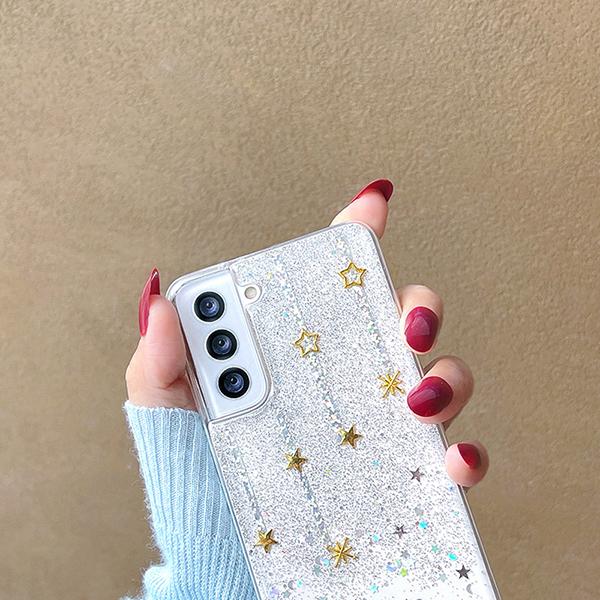 Best Glitter Decompression Case For Samsung S21 S20 S10 SG804_3