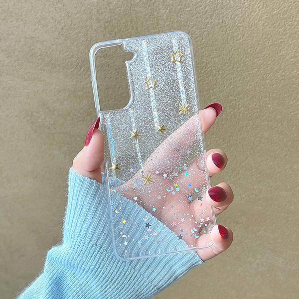 Best Glitter Decompression Case For Samsung S21 S20 S10 SG804_4
