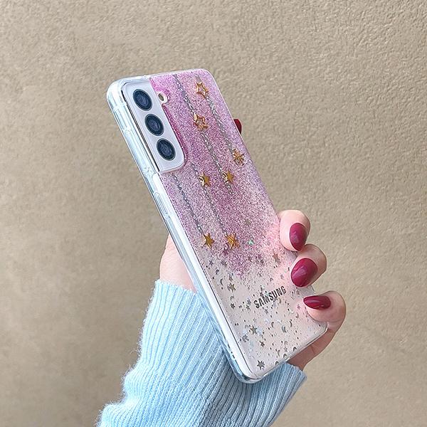 Best Glitter Decompression Case For Samsung S21 S20 S10 SG804_5