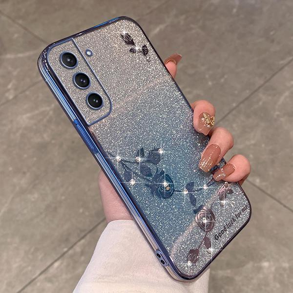Glitter Case Cover For Samsung Note 9 8 S9 S8 S7 Edge Plus SG805_4