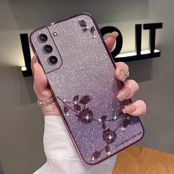 Glitter Case Cover For Samsung Note 9 8 S9 S8 S7 Edge Plus SG805_6