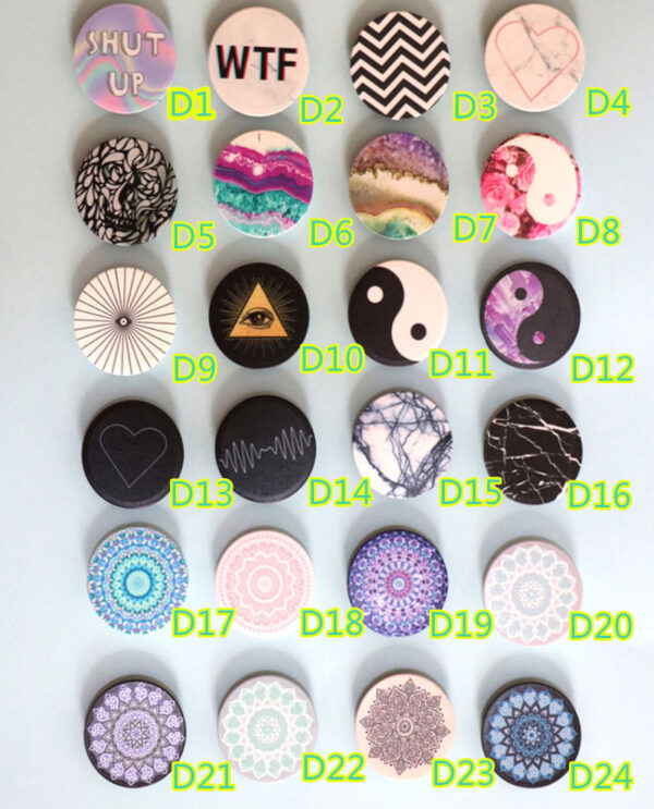 Universal Perfect Pattern PopSocket For iPhone Samsung Phone IPS08_6