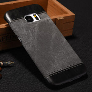 Leather Samsung S8 S7 S6 Edge Protective Case Cover SG806