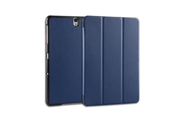 Leather Samsung Tab S3 9.7 Inch Cover Bag With Pen Cap SGTC05