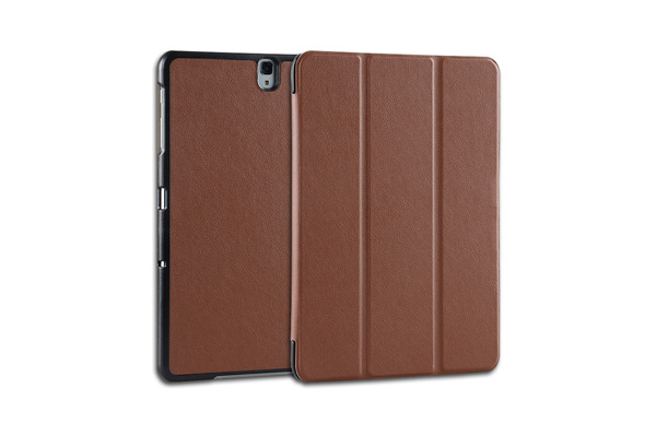 Leather Samsung Tab S3 9.7 Inch Cover Bag With Pen Cap SGTC05_3