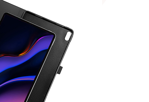 Leather Samsung Tab S3 9.7 Inch Cover Bag With Pen Cap SGTC05_7