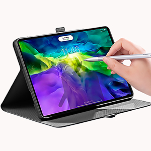 Leather Samsung Tab S3 9.7 Inch Cover Bag With Pen Cap SGTC05_8