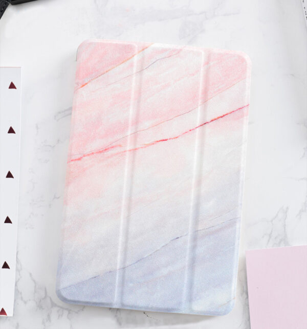 New Marble Pattern Case Cover For 2019 iPad Mini Air Pro IPCC12_3