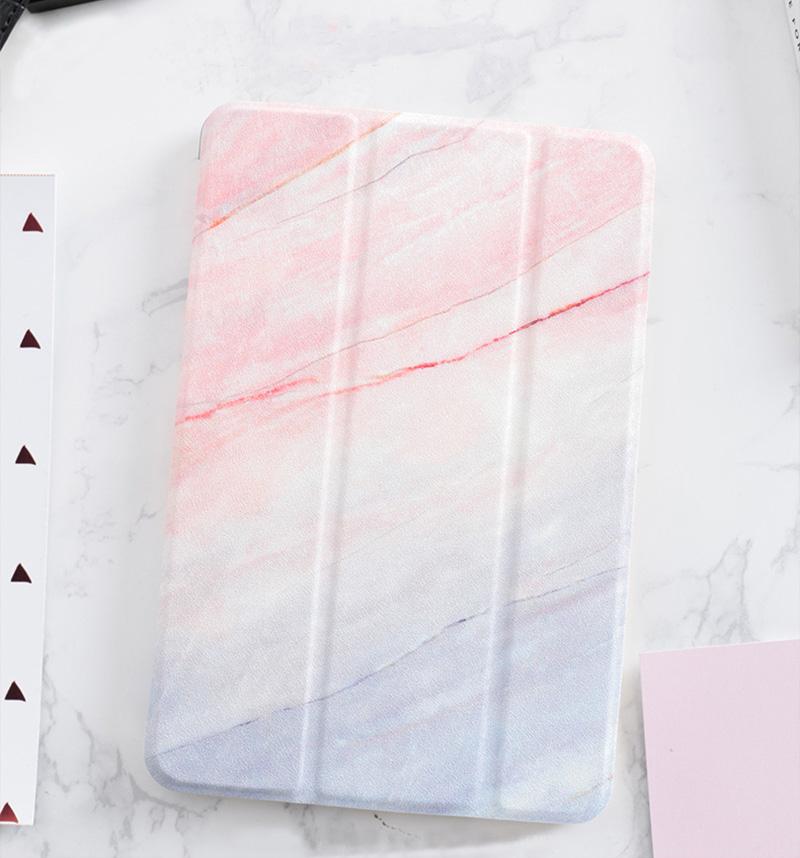 New Marble Pattern Cover For 2021 iPad Mini Air Pro New iPad IPCC12_3