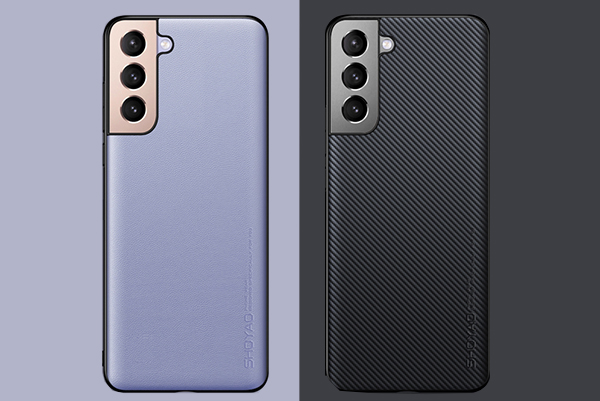 Protective Leather Case Cover For Samsung S8 Plus S7 S6 Edge SG807_4