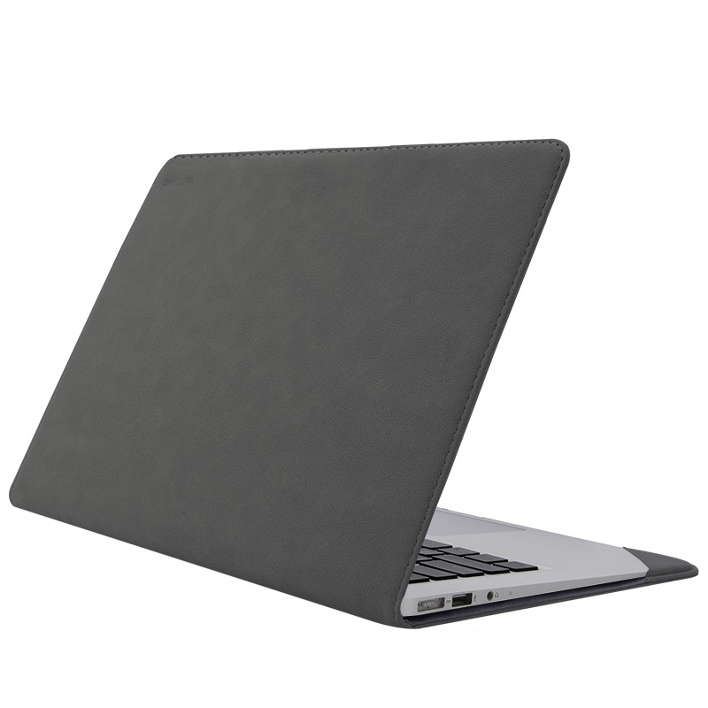 Leather Surface Laptop Book Pro 6 5 4 3 Protective Bag Cover SPC09_2