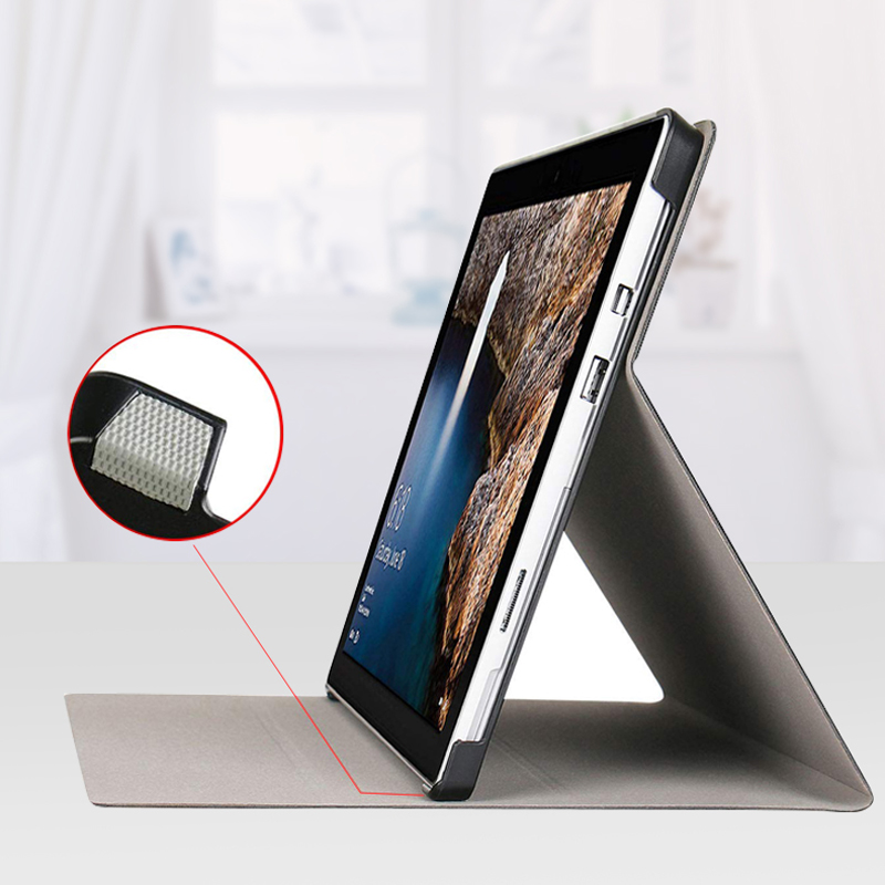 Leather Surface Go Pro 6 5 4 Protective Cover With Free Pen Cap SPC09_8