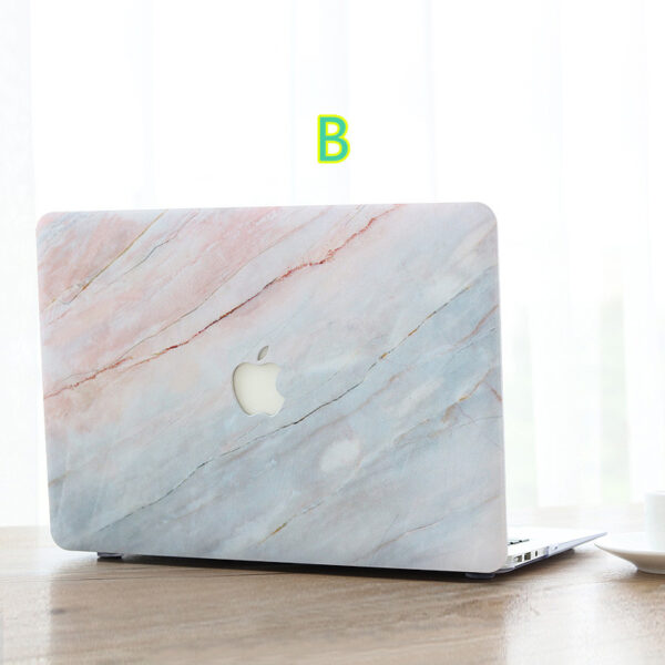 Marble Pattern Cover For Macbook 12 Air Pro 11 13 15 Touch MB1206_2