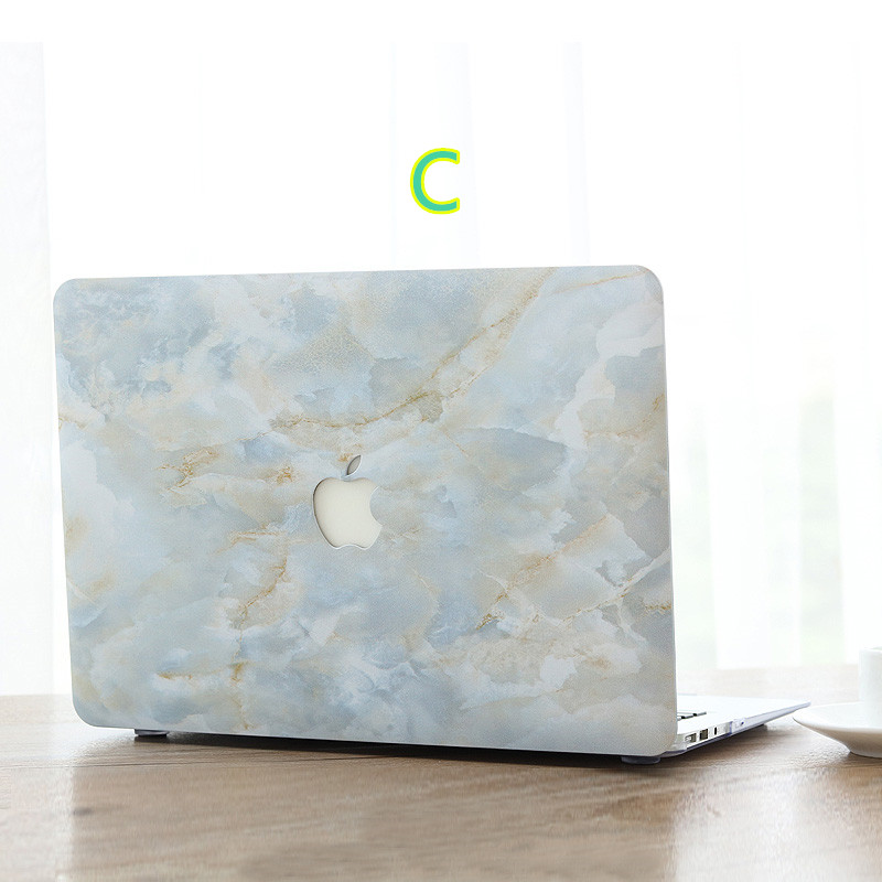 Marble Pattern Cover For Macbook 12 Air Pro 11 13 15 Touch MB1206_3