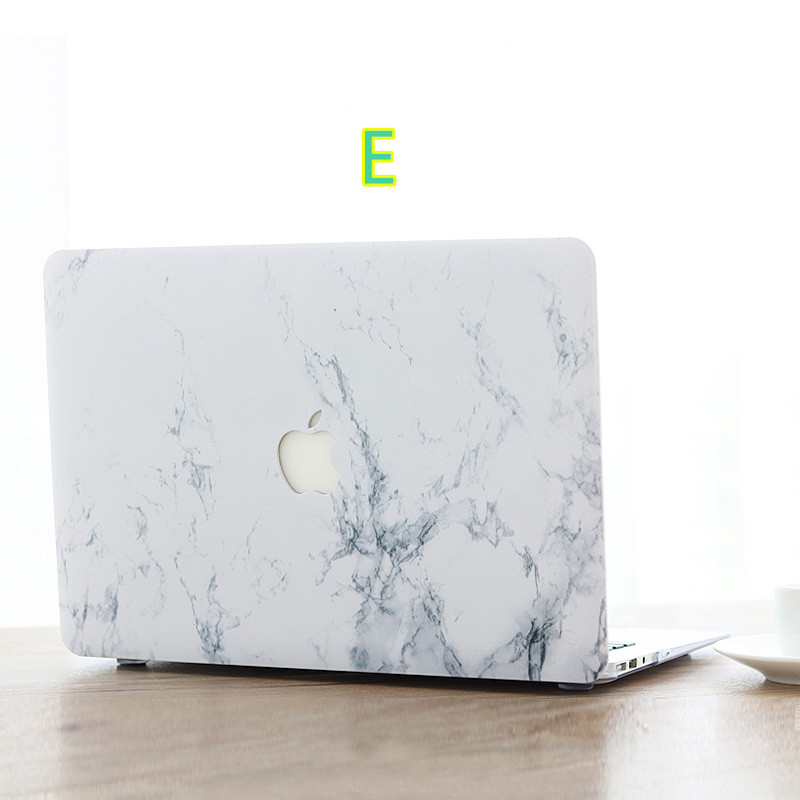 Marble Pattern Cover For Macbook 12 Air Pro 11 13 15 Touch MB1206_5