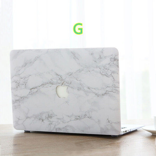 Marble Pattern Cover For Macbook 12 Air Pro 11 13 15 Touch MB1206_7