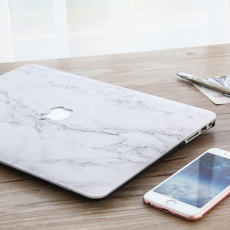 Marble Pattern Cover For Macbook 12 Air Pro 11 13 15 Touch MB1206_9