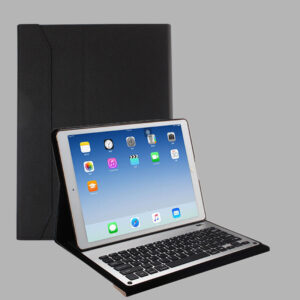Protective Leather Case With Keyboard For iPad 2017 Air 2 iPad Pro 9.7 12.9 Inch IPCK06