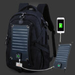 Solar Charge Backpack For Phone Business Travel Bag MFB08