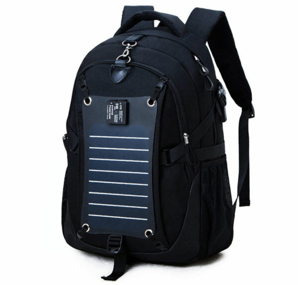 Solar Charge Backpack For Phone Business Travel Bag MFB08_2