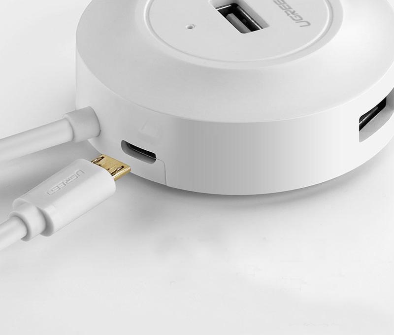 USB 2.0 Type C Splitter 4 USB 2.0 Ports Hub MBC02_6