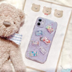 3D Stereo Cartoon Candy Case For Samsung S20 10 9 8 And Plus SG808