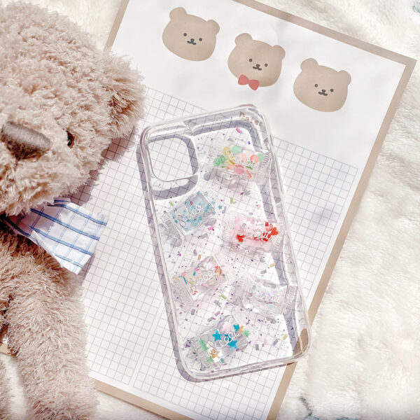 3D Stereo Cartoon Candy Case For Samsung S21 20 10 9 8 And Plus SG808_2