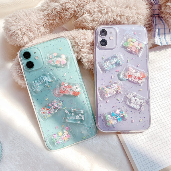 3D Stereo Cartoon Candy Case For Samsung S21 20 10 9 8 And Plus SG808_3