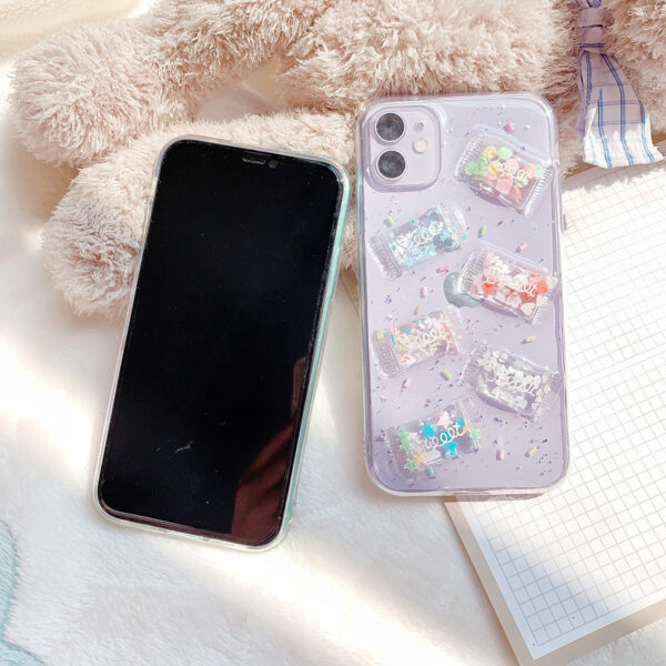 3D Stereo Cartoon Candy Case For Samsung S21 20 10 9 8 And Plus SG808_4