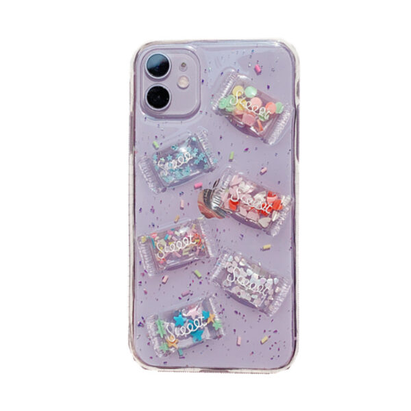 3D Stereo Cartoon Candy Case For Samsung S21 20 10 9 8 And Plus SG808_5