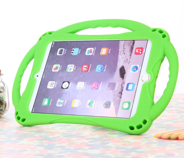 Anti Drop Protective Silicone Children Case For iPad Air 2 Pro 9.7 Inch IPFK07_3