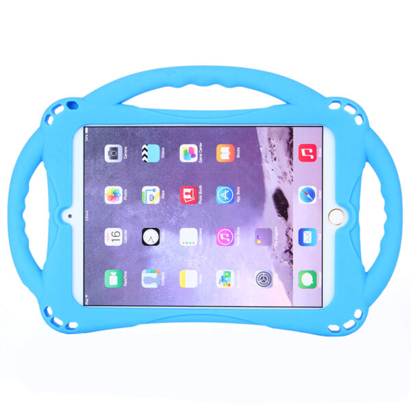 Anti Drop Protective Silicone Children Case For iPad Air 2 Pro 9.7 Inch IPFK07_5