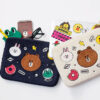 Cartoon Pattern Plush Macbook 12 Air 11 13 Pro 13 15 Touch Bag Cover MB1207