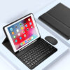 Protective Leather Keyboard With Case Cover For iPad Air 2 IPCK07