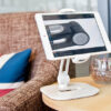 Aluminum Alloy 360 Degree Rotation Stand For Phone iPad Tablet IPS09