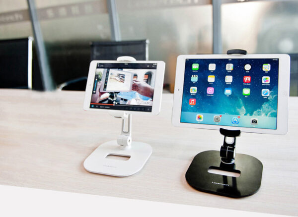 Aluminum Alloy 360 Degree Rotation Stand For Phone iPad Tablet IPS09_3
