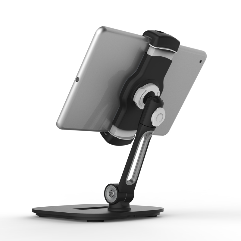 Aluminum Alloy 360 Degree Rotation Stand For Phone iPad Tablet IPS09_6