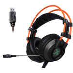 Computer Notebook Gaming Headset With Microphone BTE07