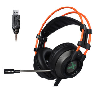 Computer Notebook Android Phone Gaming Headset With Microphone BTE07