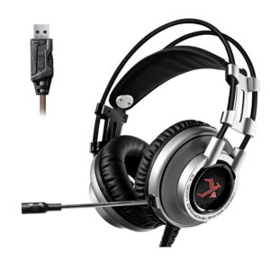Computer Notebook Android Phone Gaming Headset With Microphone BTE07_2