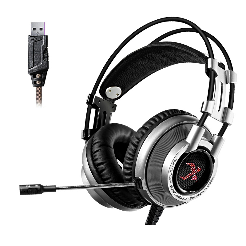 Computer Notebook Gaming Headset With Microphone BTE07_2