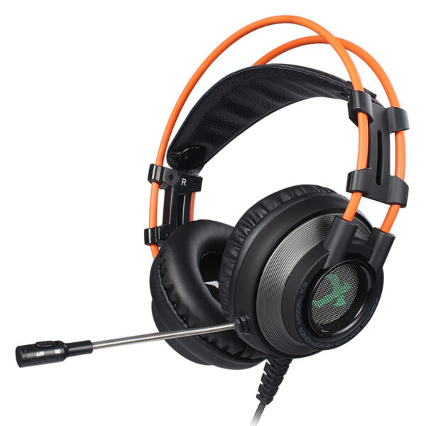 Computer Notebook Gaming Headset With Microphone BTE07_4