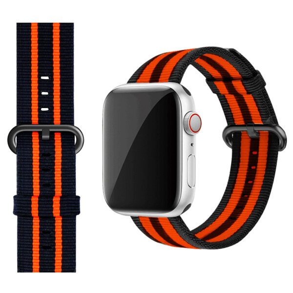 Perfect Nylon Sport Band For 38 42mm Apple Watch For Women Men AWB08_2
