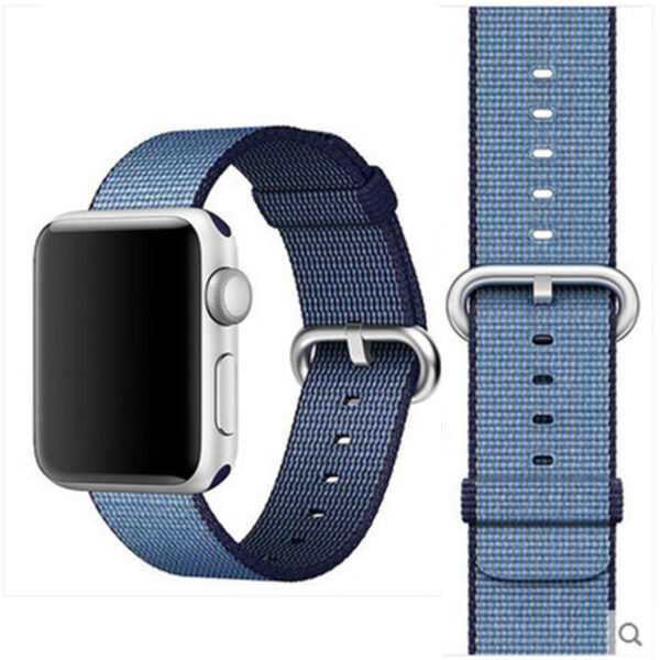 Perfect Nylon Sport Band For 38 42mm Apple Watch For Women Men AWB08_5