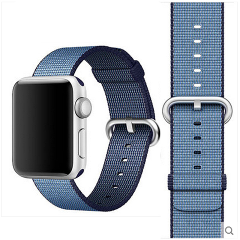 Perfect Nylon Sport Band For 38 40 42 44mm Apple Watch For Women Men AWB08_5