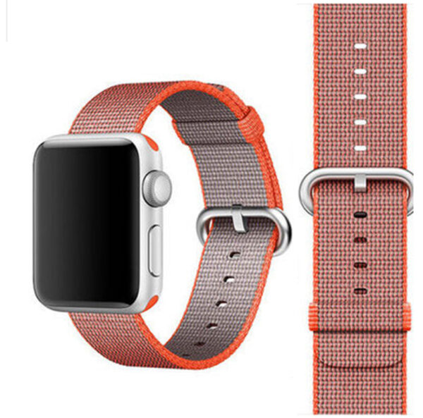 Perfect Nylon Sport Band For 38 42mm Apple Watch For Women Men AWB08_6