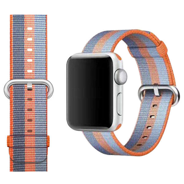 Perfect Nylon Sport Band For 38 40 42 44mm Apple Watch For Women Men AWB08_6